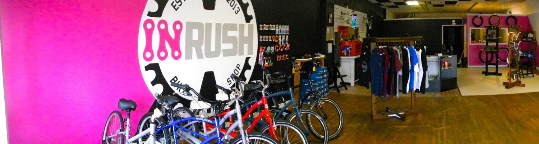 INRUSH bicycles