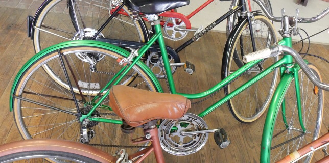 Vintage Bikes For Sale!